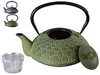 Чайник заварочный из чугуна 1,2л Peterhof PH-15626