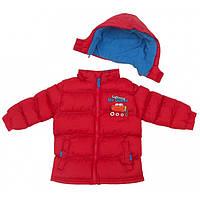 Демисезонная куртка для мальчика Тачки, Cars