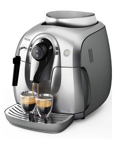 Кофемашина автоматическая Philips XSmall HD8650/19, фото 2