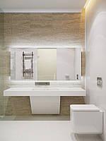 Умывальник в ванную комнату из кварцевого искусственного камня. Кварцевые поверхности