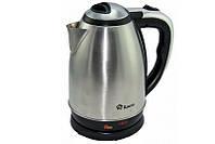 Электрический чайник с подсветкой Domotec DT-801/802/MS-A029: 2 л, 2000 Вт, нержавеющая сталь