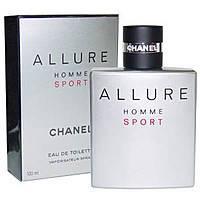 Тестер Chanel Allure Homme Sport 100 ml