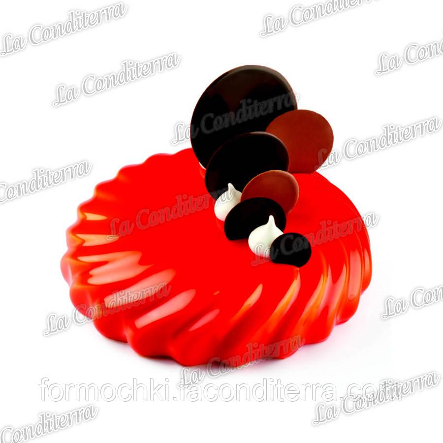 Силиконовая форма для десертов PAVONI KE027 (1000 ml)