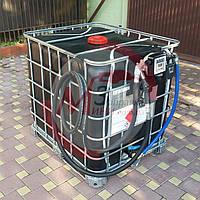 Топливо-заправочный модуль на базе еврокуба -1