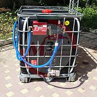 Топливо-заправочный модуль на базе еврокуба 5