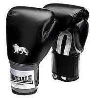 Тренировочные перчатки для бокса Lonsdale Pro Training размеры  10,12,14,16 унций черные, синие, красные