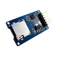 Модуль чтения записи MicroSD TF кардридер, Arduino