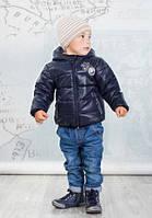 Evolution Куртка для хлопчика 08-ВМ-17 темно-синій