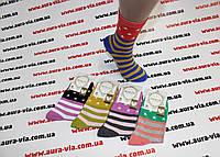 Носки женские х.б.. Женские носки,следы