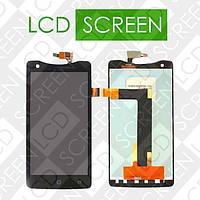 Модуль для телефона Acer Liquid S1 S510, дисплей + тачскрин