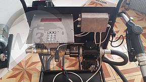 АЗС на тележке для бочек -1