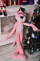 """Мягкая плюшевая игрушка """"Розовая Пантера"""" 80 см"""