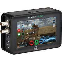 Atomos Samurai Blade 5SDI Monitor Recorder Захват запись видео несжатого формата внешний рекордер, фото 1