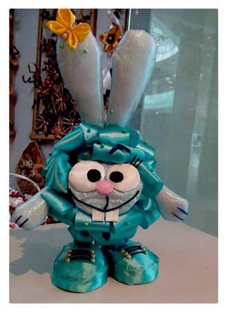 Детский букет из конфет Крош с Рафаэлло, фото 2