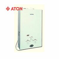 Газовая турбированная колонка Aton JSG 16-8CD