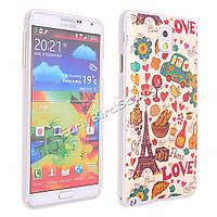 Силиконовый чехол Samsung Galaxy Note 3 N9000,G970