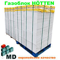 Газоблок, газобетон HÖTTEN, Hetten ХСМ D500