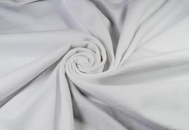 Мужская футболка комбинированная, Белый/Чёрный
