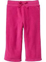 Детские флисовые штаны на девочку Old Navy на 5 лет