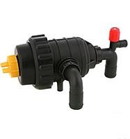 Фильтр опрыскивателя всасывающий с клапаном - патр. 25 мм, 32 мм, 40 мм