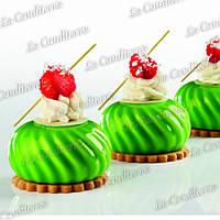 Силиконовая форма для десертов Pavoni PX4317