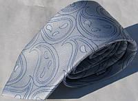 Галстук шелковый голубого цвета (Германия) Schönau - 157