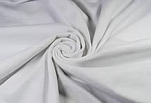 Мужская Футболка с Цветной Окантовкой Fruit of the loom Белый/Чёрный 61-168-Th L, фото 3