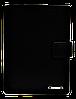 Портмоне с файлами для автомобильных документов черного цвета QHF-772212