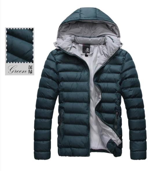 d041ee16b67b0 Мужская куртка-пуховик. Весна-Осень. Модель 065. - купить Украина ...