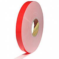 3M™Двухсторонняя клеящая лента ( скотч )  4912F 5мм х 16,5м, толщ. 2мм
