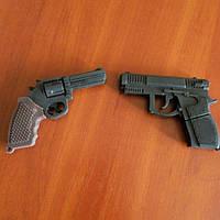 Флешка 8gb силиконовая Пистолет