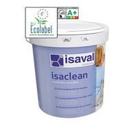Акриловая, стойкая краска к пятнам и загрязнениям Изаклин База TR, тонируется (уп. 1 л)
