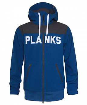 Куртка Planks Stateside Blue Grey АКЦИЯ -60%