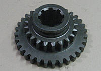 Шестерня  2 и 4 передачи на трактор ЮМЗ 40-1701117  Z=32/21