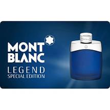 Mont Blanc Legend Special Edition туалетная вода 100 ml. (Монт Бланк Легенд Спешл Эдишн), фото 3