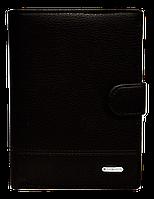 Портмоне с файлами для автомобильных документов коричневого цвета QHF-772288