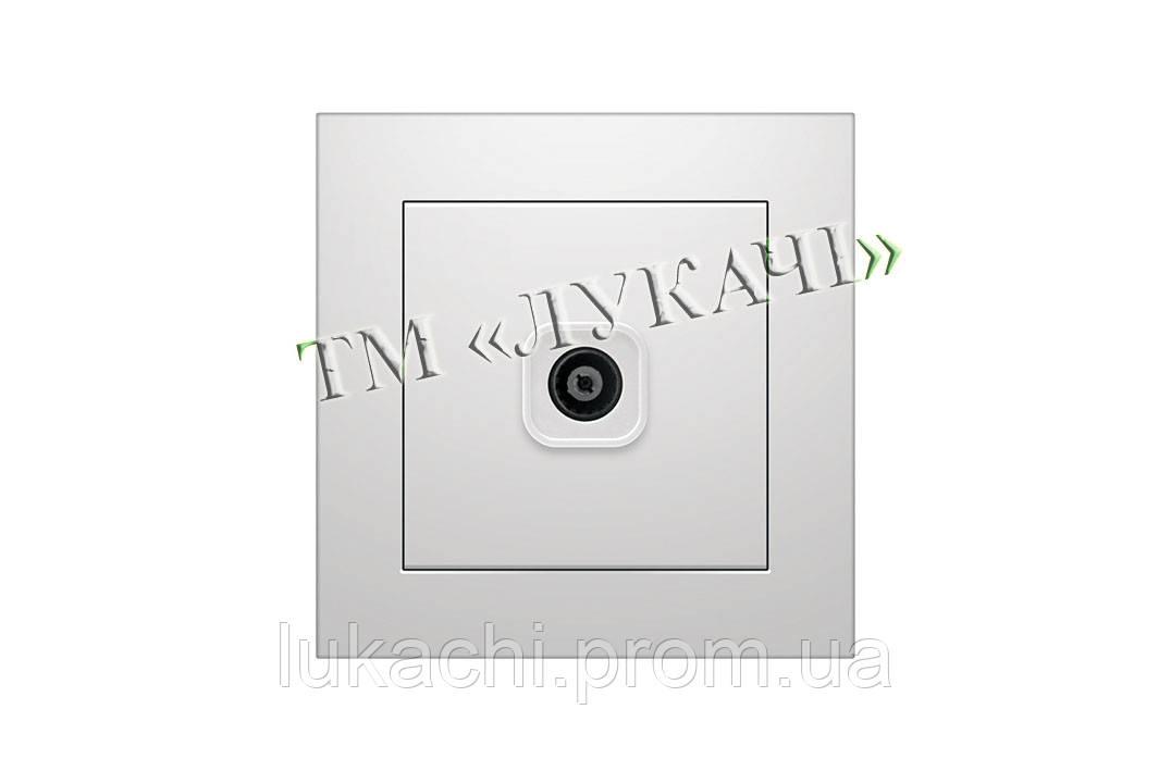 """Розетка Marshel IDEAL телевіз. RTV-481 (10шт/уп) - Інтернет-магазин """"Лукачі"""" в Луцке"""