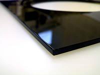 Акриловый пластик 3 мм чёрный