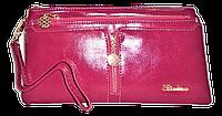 Женский кошелек Balisa малинового цвета из кожзама LLP-062412