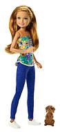 """Кукла Стейси серии """"Большое приключение щенков"""" (Barbie Great Puppy Adventure Stacie)"""