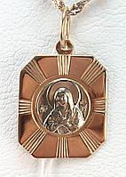 Ладанка золотая 585 пробы