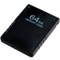 Карта памяти 64MB для Sony PlayStation 2 PS2