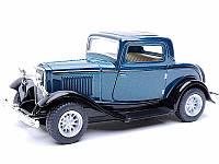 Машина метал. 5332W Kinsmart Ford 3-window coupe