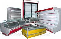 Холодильные витрины, морозильные витрины
