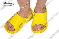 Детские сандалики ПД-01 желтый