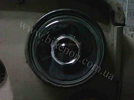 Установка биксеноновых линз G5 на УАЗ 3
