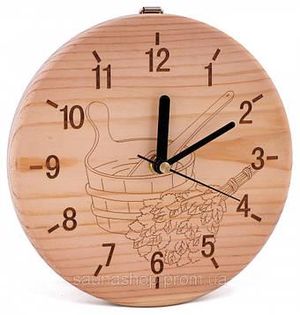 Годинник для лазні Sawo 532-Р