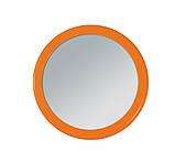 Зеркало круглое карманное маленькое разные цвета TITANIA art.1540L, фото 3
