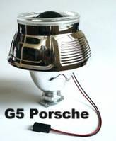 "Маски G5 2,5"" Porshe + накладки глаза"