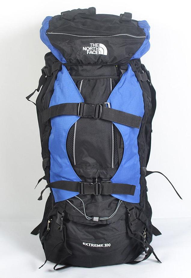 Туристичний рюкзак The North Face на 100 літрів